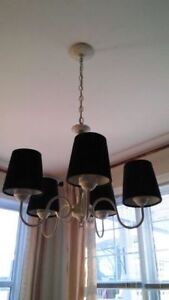 For Sale Shaker-style Chandelier