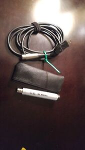 Mic mate pro-$30 (Used once) comes with pc connector.