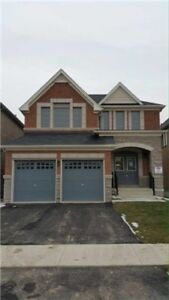 FULL NEW 4 BDRM DETACHED HOME W/ DOUBLE CAR GARAGE