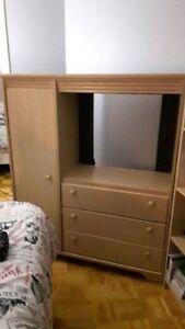 commode + meuble télé