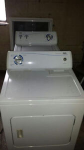 INGLIS SUPER CAPACITY WASHER AND DRYER