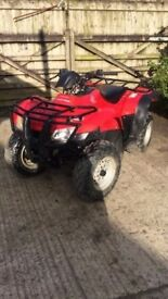 250cc Honda Quad bike
