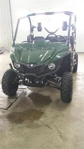 Black Friday Sale:  2016 Yamaha Wolverine Regina Regina Area image 9