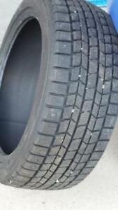 LT245/70R17 BRIDGESTONE BLIZZAK 2 USED TIRES 70%tread left