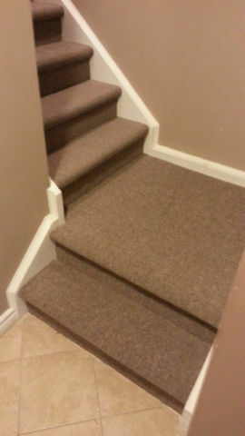 SPECIAL**Carpet Your Basement Stairs In Berber For $299**SPECIAL | Flooring  | Hamilton | Kijiji