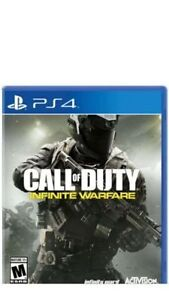 Call of Duty Infinite Warfare for PS4 ($60) Great Christmas Gift