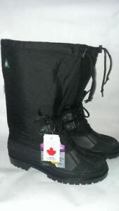 """NEW Texel Radiant 15"""" SAFETY BOOTS size 12  rated to -60??C/-76??F"""