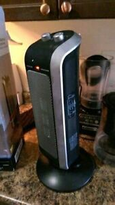 TOWER OSCILLATING HEATER-->>>BRAND NEW IN THE BOX!!!