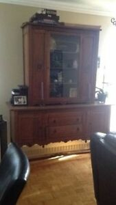 Antique Hutch & Dining Table- Attention Antique Dealers