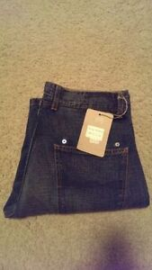 Costello men's 33x34 jeans Brand New with tags retail for $165