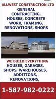 FOR SALE, WE SELL COMPLETE SHOP, GARAGE,WAREHOUSE PACKAGES