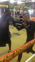 TRAIN WITH MAYWEATHER AFFILIATED BOXER