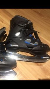 Patins ajustables