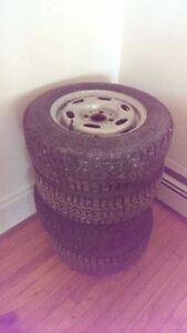 Winter Tires - 175/70R13