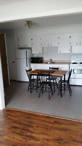 Two bedroom apartment for rent! Located walking distance to NBCC