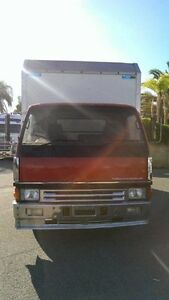 1987 Mitsubishi Canter White Cab Chassis 4x2 Cannington Canning Area Preview