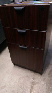 IKEA 3 Drawers Filing Cabinet