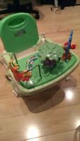 Fisher Price Booster / Portable High Chair