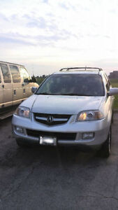 2006 Acura MDX SUV Silver Fully Loaded (Clean and Reliable)