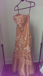 Stunning evening dress