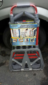 ~~Brand New~~ Aluminum Fold Up Hand Truck 300-Pound Capacity