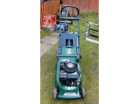 atco self propelled mower