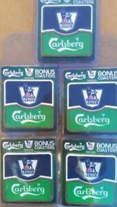 NEW Beer Mat Coaster CARLSBERG - 2014 England FA Barclays