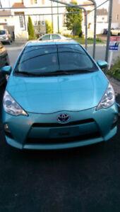 Toyota Prius C Hybride certifié avec bas km