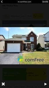 Price Reduced! Fabulous house in Orleans for sale
