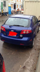 selling 2004 Chevrolet Optra 5 (need gone)