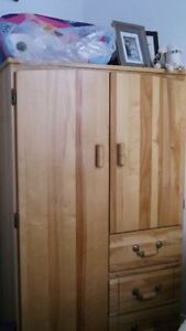 Looking To Purchase Birch Wardrobe (Like one in Photo)