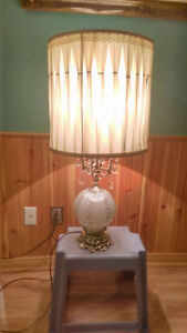 For sale vintage table lamps