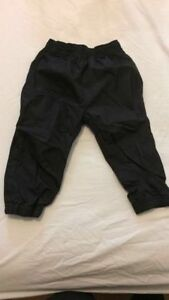 The Childrens Place lined splash pants (Size 12-18 months)