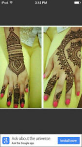 Pro Henna / Menhdi tattoo in Windsor Region Windsor Region Ontario image 7