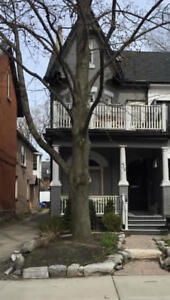 1 Bed + 1 Bath Parkdale/ Roncesvales Main Floor Apartment Oct 1
