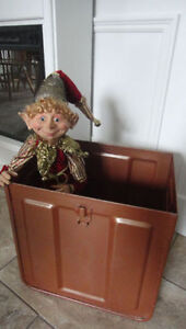 Antique Storage Box ~ Looking for New Home