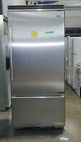 Frigo VIKING  pro de 36'', STAINLESS  SHOWROOM