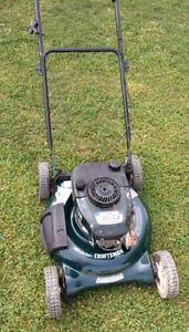 Recycle your old Lawn mowers