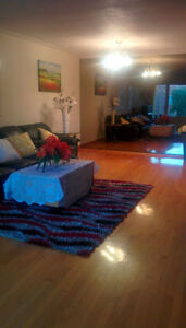 1 Bd + 1 Bath in North York near Chiropractic College Util incl