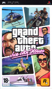 PSP Grand Theft Auto: Vice City Stories