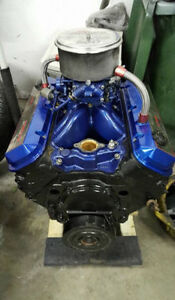 468 CI - 420 HP DYNO TIME ONLY