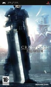 PSP Final Fantasy VII Crisis Core
