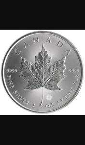 Wanted to buy silver coins, bars or rounds