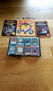 yugioh books and cards