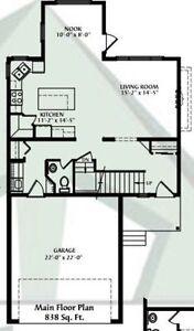 BRAND NEW 3 Bedroom 2.5 Bathroom 2 Storey ONLY $512,746 Regina Regina Area image 2