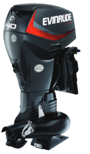 Etec Jet Series Outboard