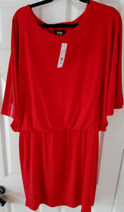 Are you plus size and looking for that holiday dress?  Red