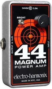 Electro-harmonix magnum 44. 44 watts power amp pedal