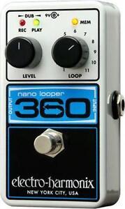 Electro Harmonix 360 NANO LOOPER Compact Looper