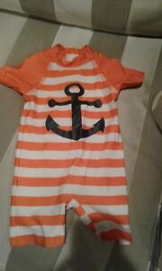 6- 12 month UV protection swimsuit GUC  Pick up only